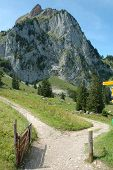 Grosser Mythen Mountain