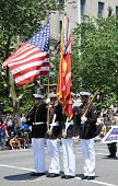 Memorial Day Parade in Washington, DC.