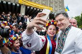 Petro Poroshenko With Representatives Of Ukrainian Community In Melbourne