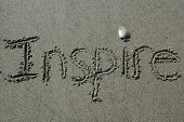 Sandwriting - Inspire