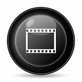 Photo Filmstrip Icon