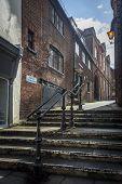 Trinity Churchyard Steps, Guildford