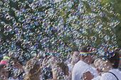Color Run Bubbles Galore
