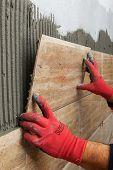 image of ceramic tile  - Ceramic Tiles - JPG