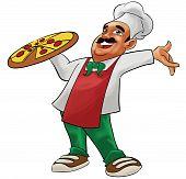 Happy Pizzaiolo