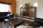 picture of scant  - Classic living room - JPG