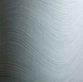 stock photo of hairline  - Swirly brushed metal texture - JPG