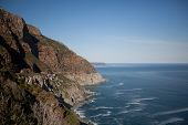 Cape Point or Cape of Good Hope