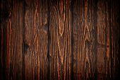 Wooden door background