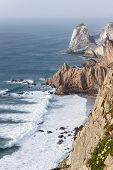 Cliff At Cabo Da Roca