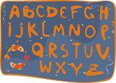 Alphabet for children
