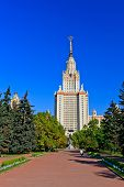 Moscow University, Moscow, Russia