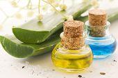 Aloe with Massage Oil