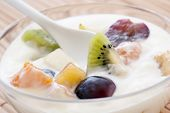 Yoghurt with Fruits