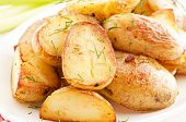 Roast Potatos
