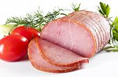 Rolled Fillet of Ham