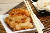 Chinese Crispy Battered Chicken