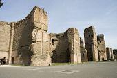 Caracalla'S Baths Site