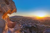 Sunset In Cappadocia Turkey