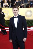 LOS ANGELES, CA - JAN 29: Matthew Morrison at the 18th annual Screen Actor Guild Awards at the Shrine Auditorium on January 29, 2012 in Los Angeles, California