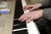 Playing The Digital Piano