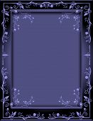 Beautifully Ornate Frame!
