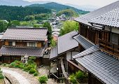 Traditional Village Of Magome/Japan