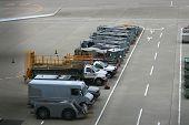 Airport Work Vehicles