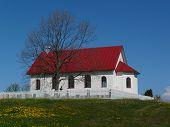 aspo island church