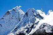 Himalayas Mountain Landscape, Mount Ama Dablam
