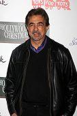 LOS ANGELES - 25 de NOV: Joe Mantegna chega na parada de Natal do Hollywood de 2012 em Hollywood & Hi