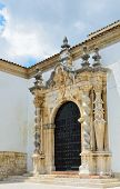 stock photo of senora  - Baroque churches of Nuestra Senora de la Asuncion is built in the 17th century - JPG