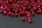 Pomegranate Grains