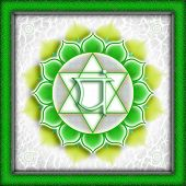 image of kundalini  - Illustration of a main chakra - JPG