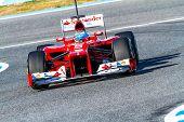 Scuderia Ferrari F1, Fernando Alonso, 2012