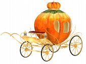 image of cinderella  - Cinderella Fairy Tale Pumpkin Carriage - JPG