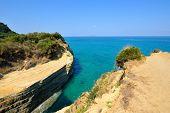 sea landscape in summer