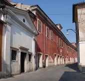 Straat In Koper
