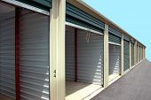Self-Storage Warehouse units