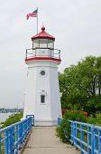 Cheboygan Crib Lighthouse, Michigan
