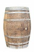 Big Old Wine Barrel
