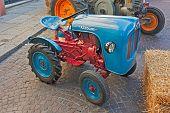 Old Italian Tractor