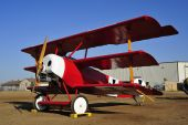 German Fokker Dr.1 Triplane