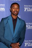 SANTA BARBARA - FEB 4:  Michael B Jordan at the Santa Barbara International Film Festival Virtuosos