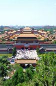 Forbidden City, North Gate