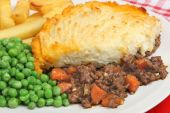 Shepherds Pie & Chips