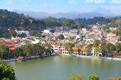 View on Kandy City, SriLanka