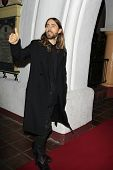SANTA BARBARA - FEB 4: Jared Leto at the 29th Santa Barbara International Film Festival - Virtuosos