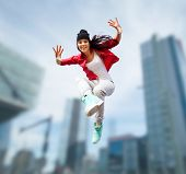 picture of break-dance  - sport - JPG