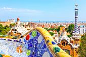 picture of gingerbread house  - BARCELONA - JPG